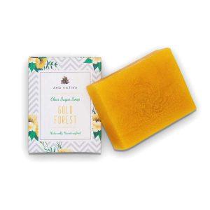 Arovatika Gold Forest Soap