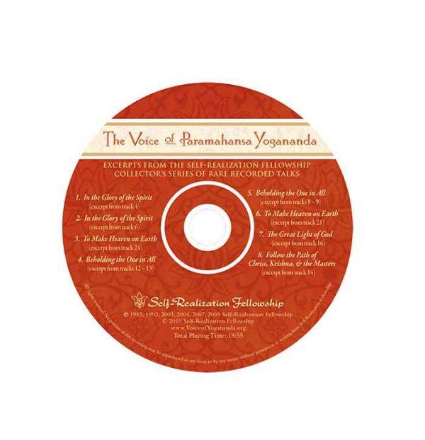 Autobiography of a Yogi Audio CD