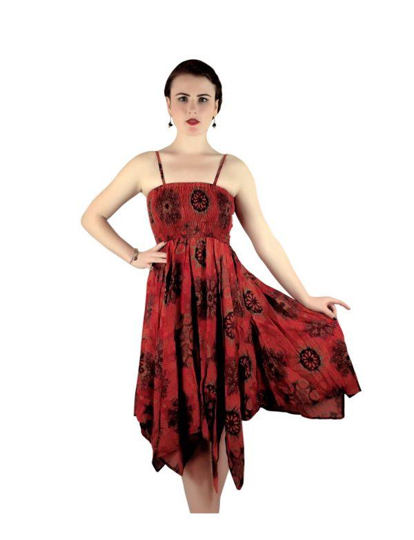 Boho Maxi Dress 1