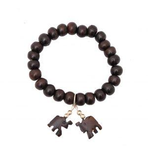 Elephant Beads Bracelet