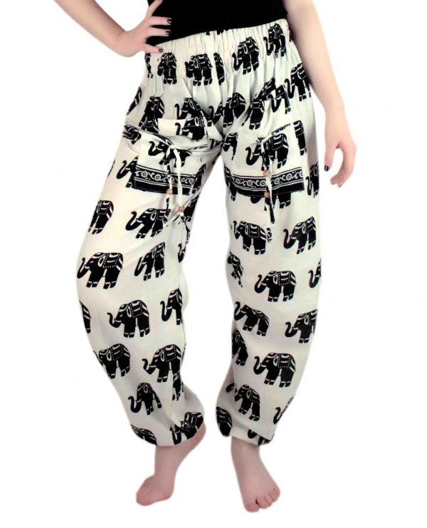 Elephant Print Pant 1