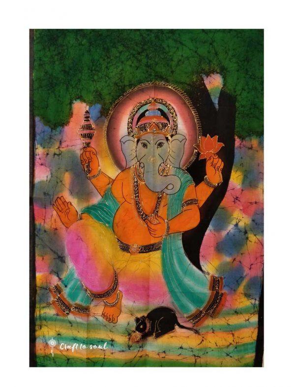Ganesha-Tapestry