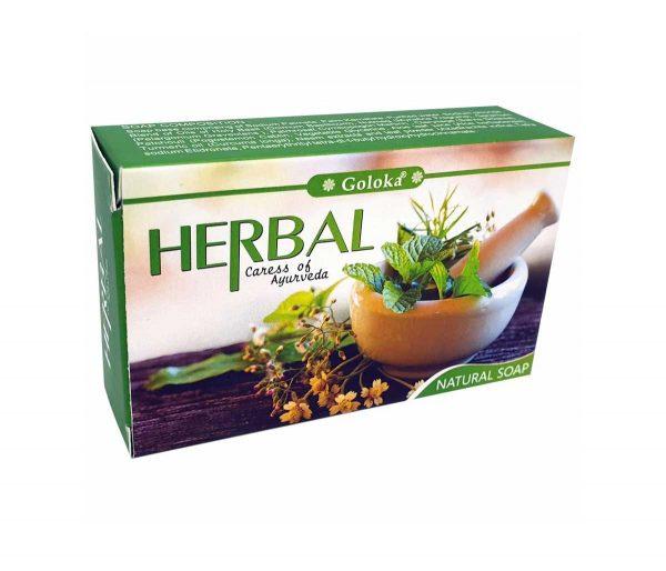 Goloka Herbal Ayurveda Soap