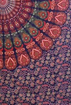 Mandala Tapestry Design