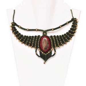 Bohemian Choker Necklace