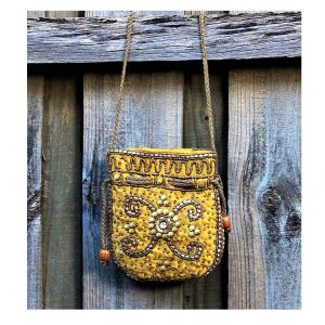 Beaded Potli Bag