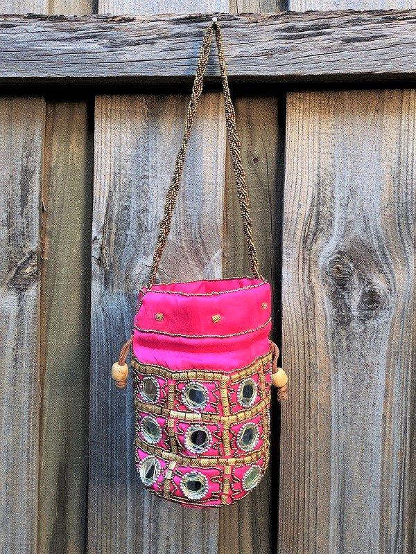 Rajasthani Potli bag