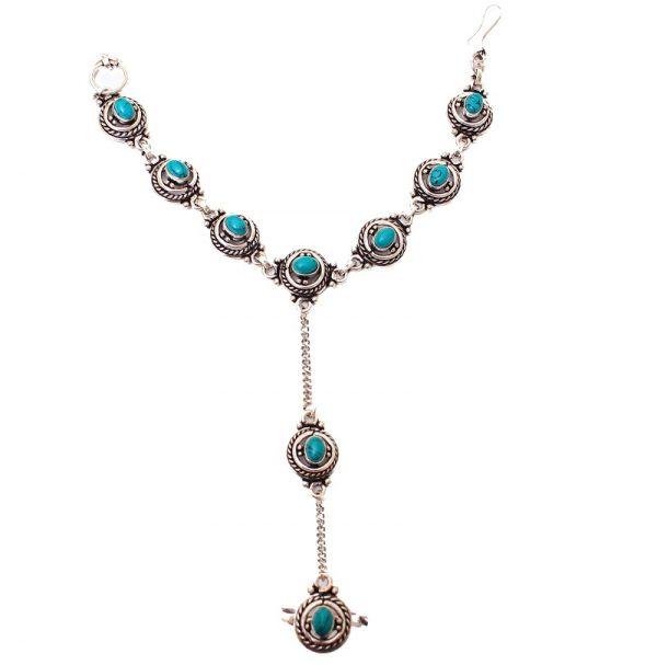 Turquoise Stone Bracelet
